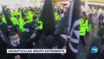 Desmantelan Londres Grupo Neo-Nazi Reino Unido