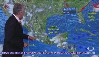 Despierta con Tiempo: Potencial de lluvias en todo México