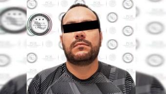 Detiene PGR a fugitivo reclamado por la justicia de EU