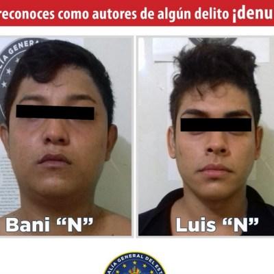 Detienen a dos hombres por ataque en instalaciones de la Fiscalía en Acapulco