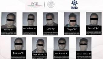 Detienen 23 presuntos huachicoleros en Puebla y Estado de México