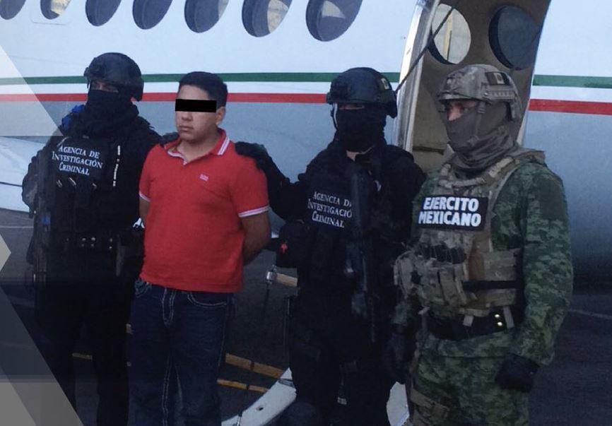 Detienen a presunto responsable de la desaparición de tres italianos