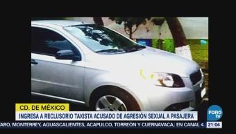 Detienen a taxista acusado de violación en la