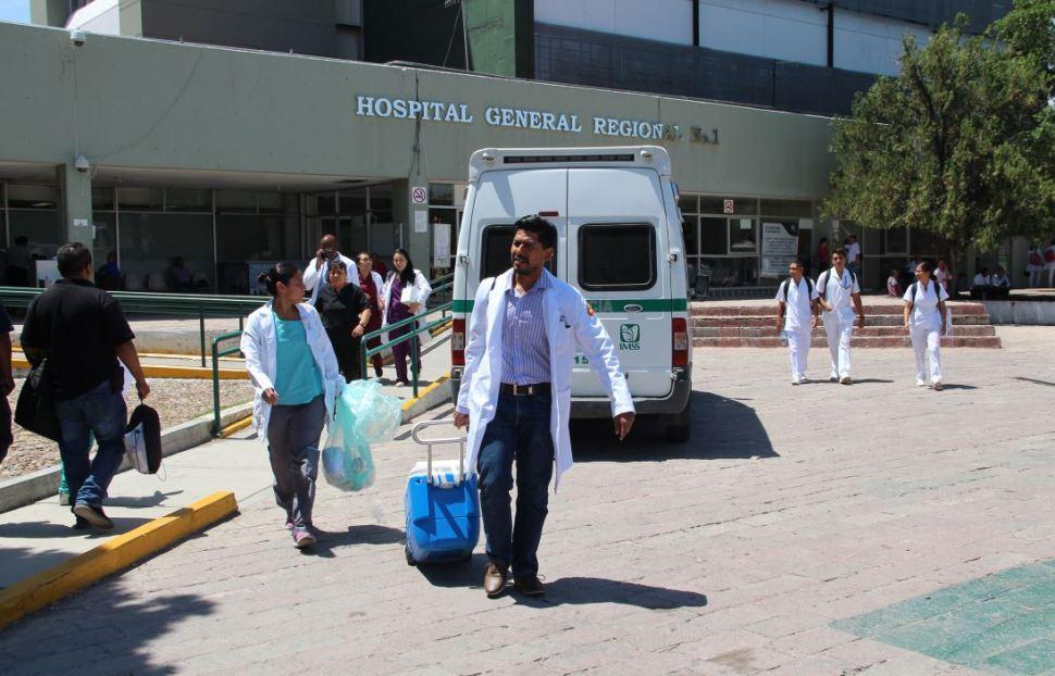 Donación multiorgánica en Querétaro beneficia a cinco niños