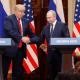Trump dice que encuentro con Putin fue mejor que con OTAN