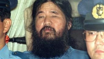 Ejecutan Shoko Asahara ataque terrorista metro Tokio