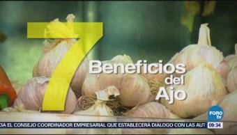 El ajo y sus propiedades antibióticas