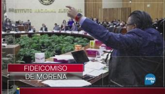 Los errores de Morena respecto al fideicomiso