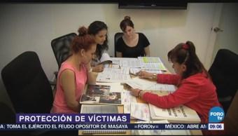 El proceso de protección a víctimas