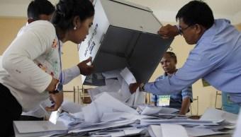 Partido gobernante en Camboya arrasa en elecciones generales