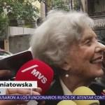 Elena Poniatowska se reunió con AMLO en la CDMX