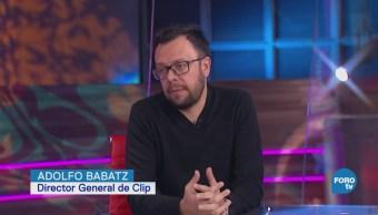 Entrevista Clip con Adolfo Babatz, Director General de Clip