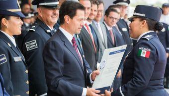 Resultados en seguridad, lejos de ser satisfactorios: EPN