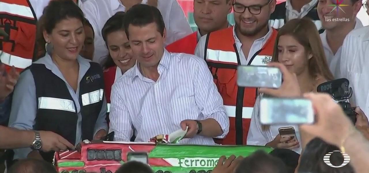 EPN Terminará Gobierno Promesas Cumplidas Administración