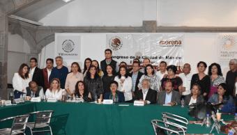 Morena no será tapadera en Asamblea Legislativa, advierten