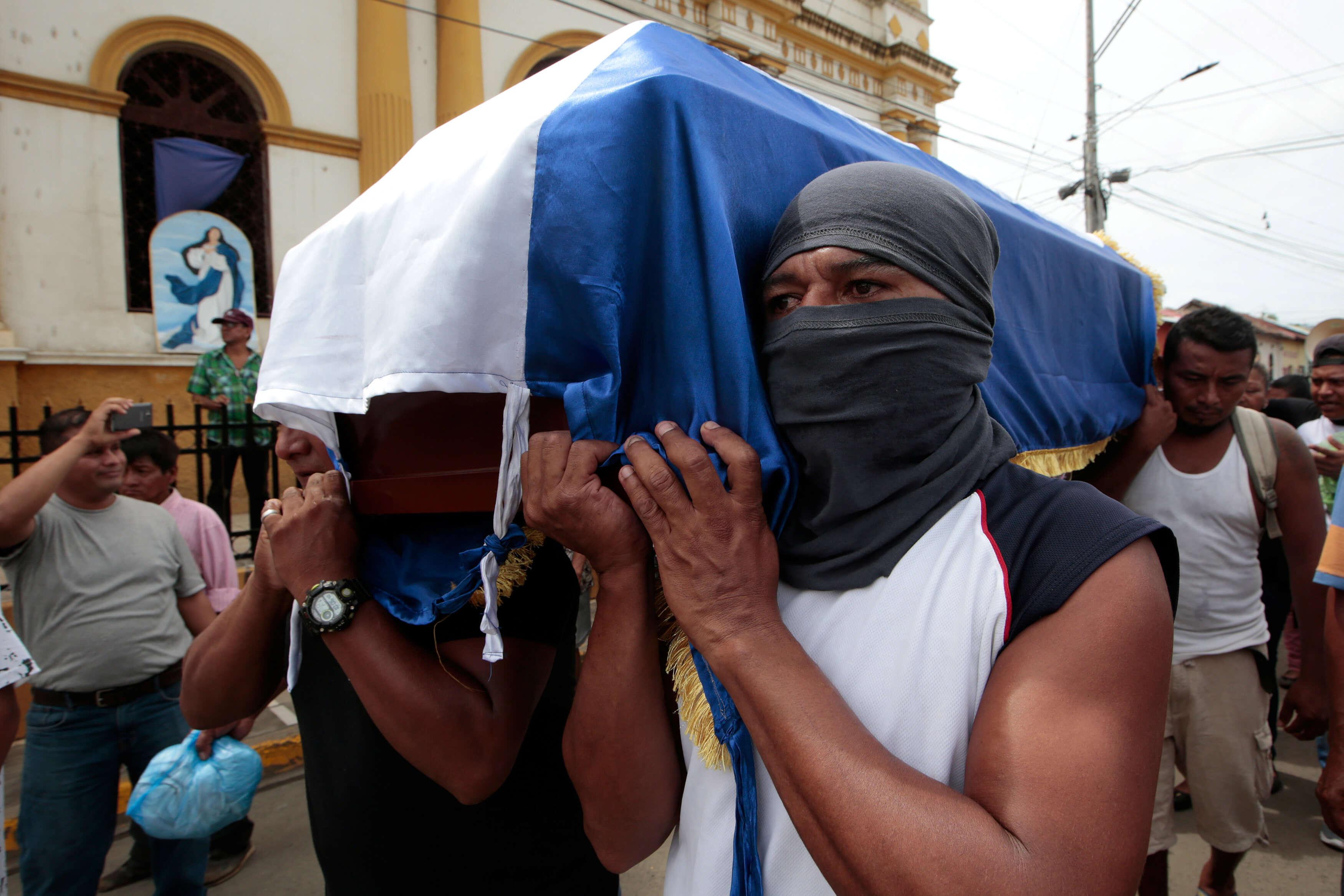 Siete países impulsan resolución en la OEA contra Nicaragua