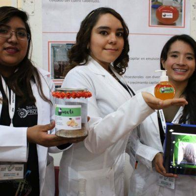 Estudiantes del IPN desarrollan tratamiento para la calvicie