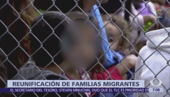 EU admite que desconoce identidad de padres de 40 niños migrantes
