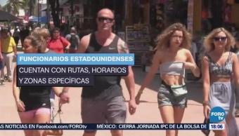 Eu Emite 32 Alertas Viaje México