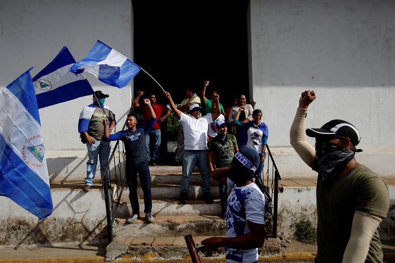 EEUU exige elecciones en Nicaragua para restaurar la democracia