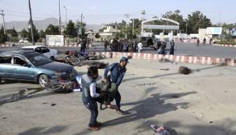 Explosión en Kabul tras llegada del vicepresidente