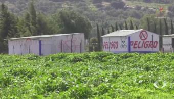 Fabricantes de pirotecnia denuncian irregularidades polvorin