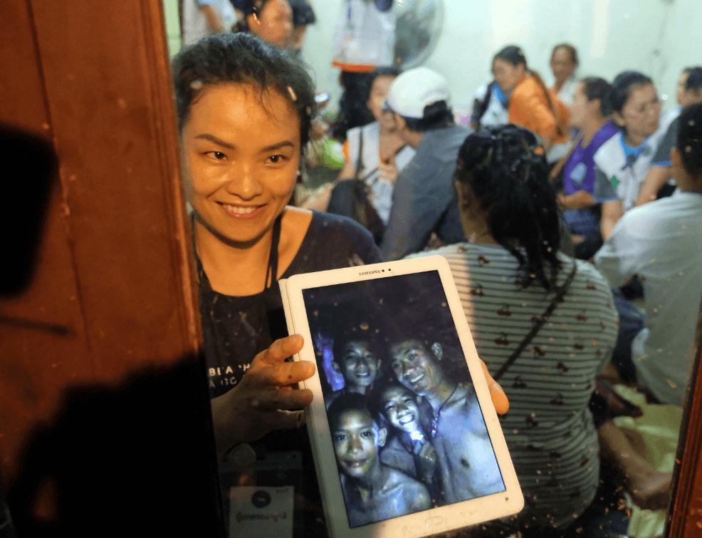 Niños rescatados en Tailandia no irán a Copa Mundial