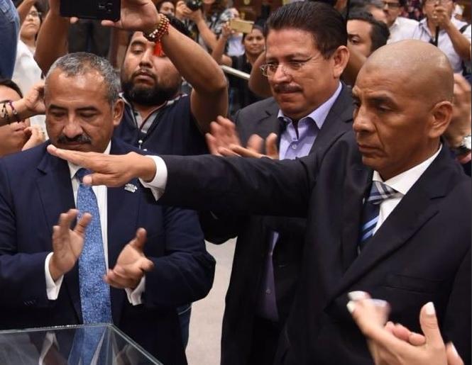 Marcos Even Torres protesta fiscal Anticorrupción Veracruz