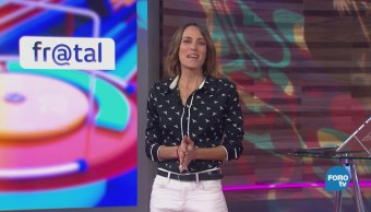 Fractal: Programa del 6 de julio de 2018