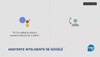 Asistente Google Ya Capaz Realizar Reservaciones Telefónicas Usuario