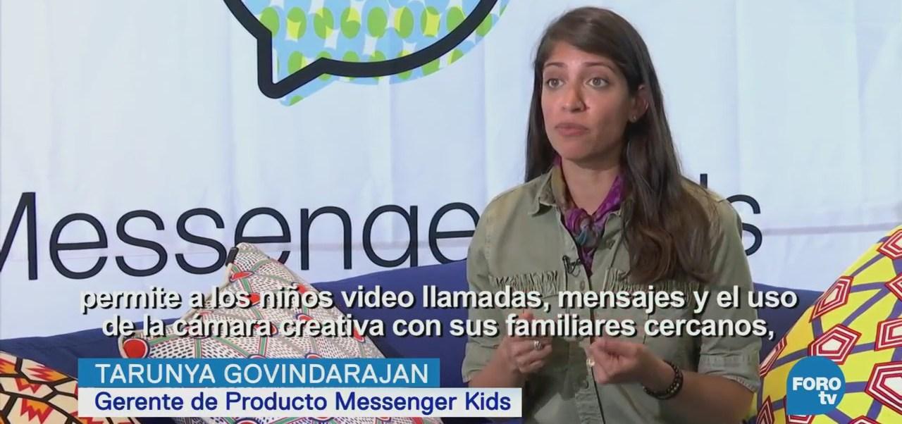 Messenger Kids Nueva Aplicación Infantil Facebook