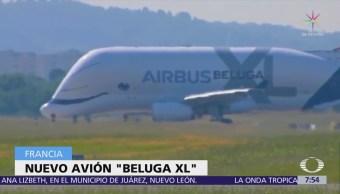 Francia realiza el primer vuelo de prueba del