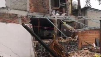 Explosión en Tlalpan (Noticieros Televisa)