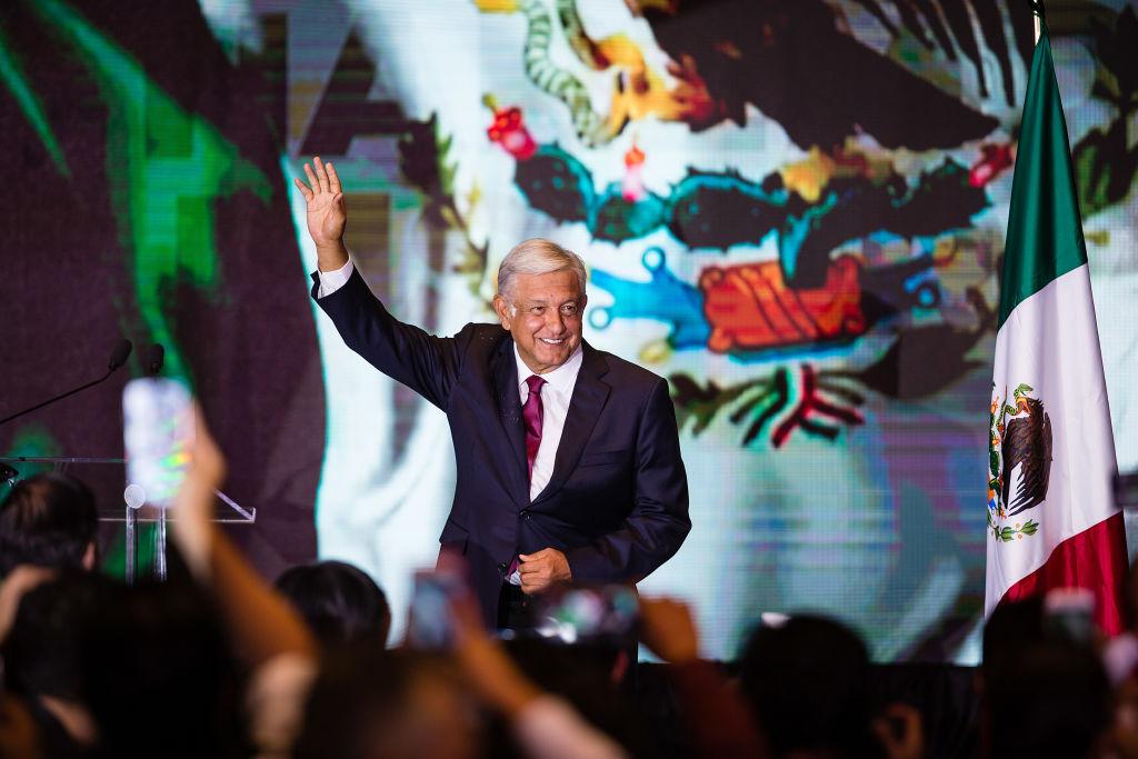 AMLO gana la Presidencia de México, confirma el INE