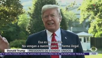 Gobierno Trump no cumple plazo para reunir a familias migrantes