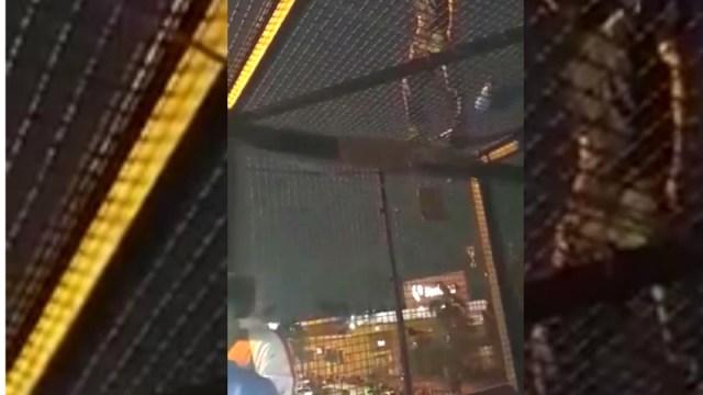 Policías impiden suicidio: hombre planeaba lanzarse de puente