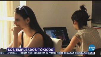 Identifique a un empleado tóxico