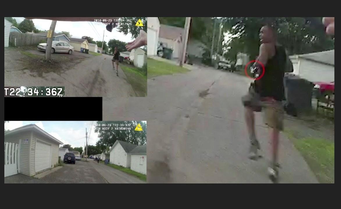 Video asesinato afroamericano a manos de policías Minnesota