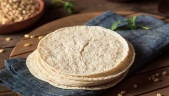 Reduce tortilla de maíz dolor del nervio ciático