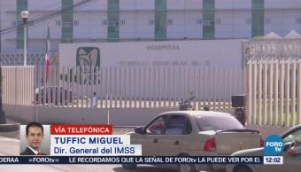 IMSS garantiza finanzas sanas hasta 2030: Tuffic Miguel