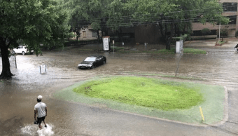 Inundaciones en Houston obligan a cancelar concierto del 4 de julio
