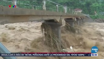 Inundaciones en Vietnam dejan 20 muertos