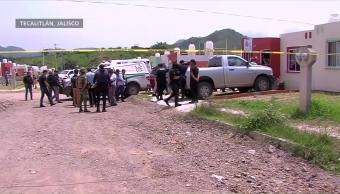 Investigan Asesinado Alcalde Tecalitlán Jalisco