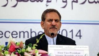 Irán anuncia plan para exportar petróleo pese a sanciones