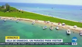 Isla Enmedio Oasis Veracruz