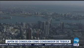 Japón Consolida Como Consumidor Tequila