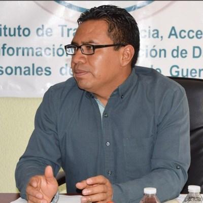 Investigan homicidio del expresidente del Instituto de Transparencia de Guerrero