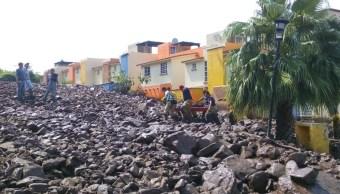 ctivan Plan DN-III-E por lluvias en Jocotepec, Jalisco