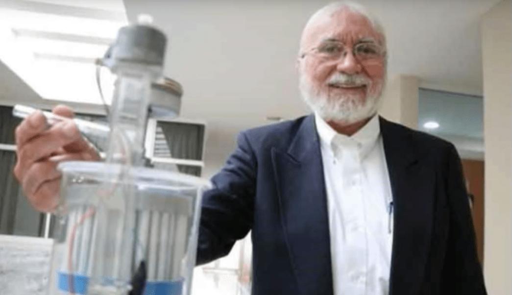 Jorge Lechuga Andrade Sistema Desalinización Agua