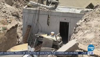 Deslizamiento Tierra Tijuana Afecta 20 Casas